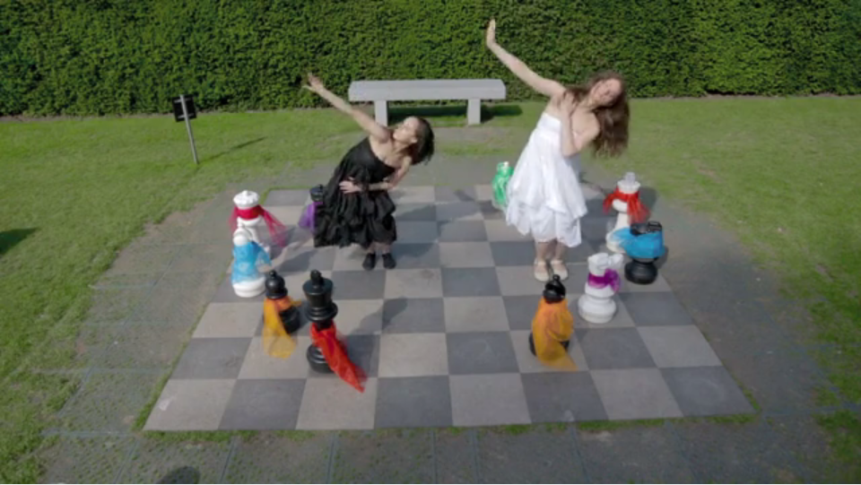 Dance Chess for Europe